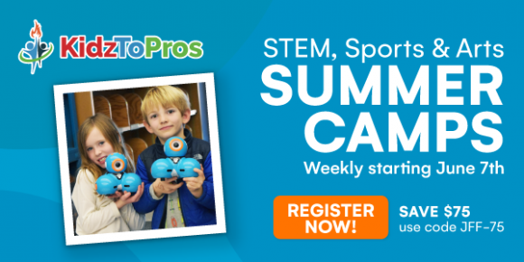 Kidz To Pros is a North Jersey summer camp with sports, stem, and arts summer camp programs for kids ages 4 to 18.