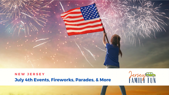 New Jersey Fourth of July Events, Fireworks, Parades, and More -fireworks