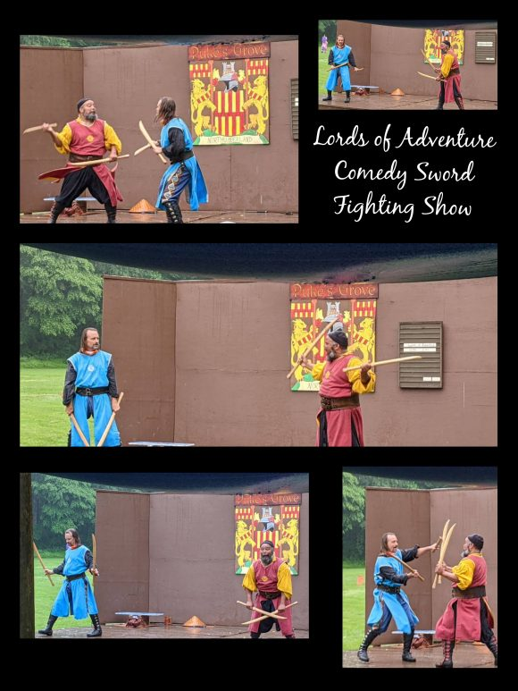 Lords of Adventure: Comedy Sword Fighting Show at the New Jersey Renaissance Faire