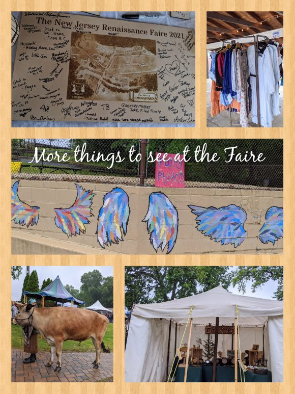 More things to see at the NJ Renaissance Faire