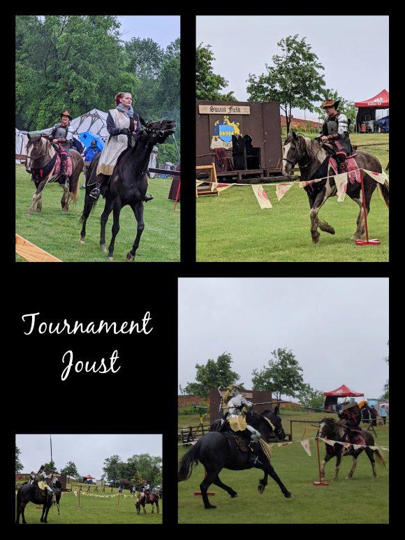 Nj Renaissance faire Tournament Joust