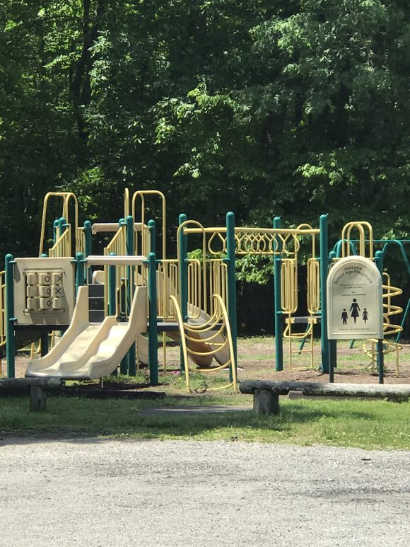 Stokes State Forest Kittle Field Playground