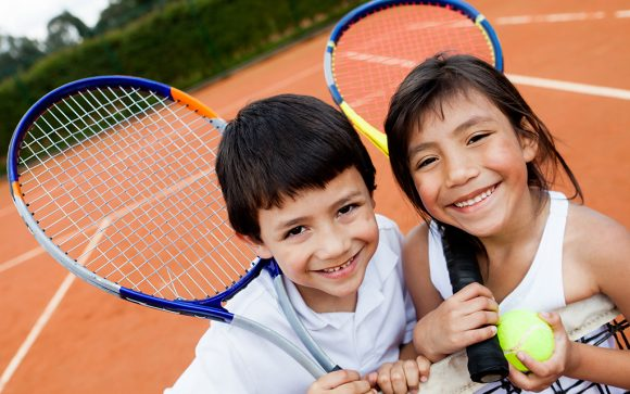 KidzToPros offers tennis summer camps in North Jersey
