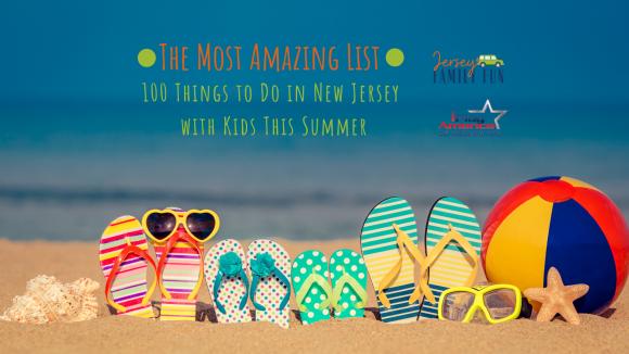 summer activities in NJ