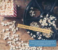 free outdoor movies in NJ, Cheap indoor movies in New Jersey.
