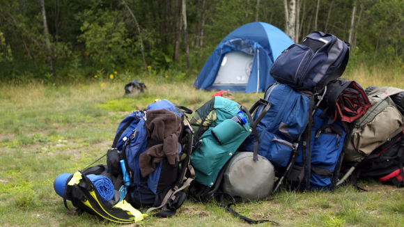 Camping Gear that Makes Camping with Kids Easy horizontal image