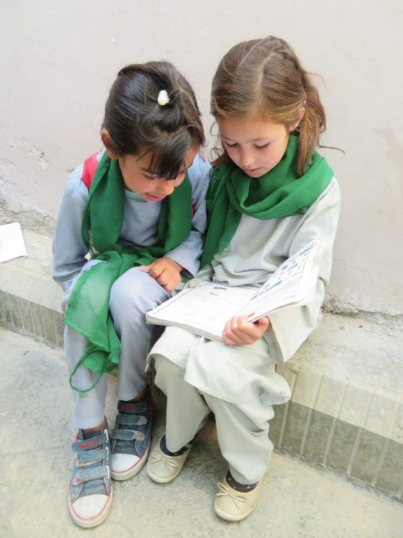 RRH_Girls reading