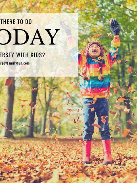 What is There to Do in New Jersey with Kids Today?