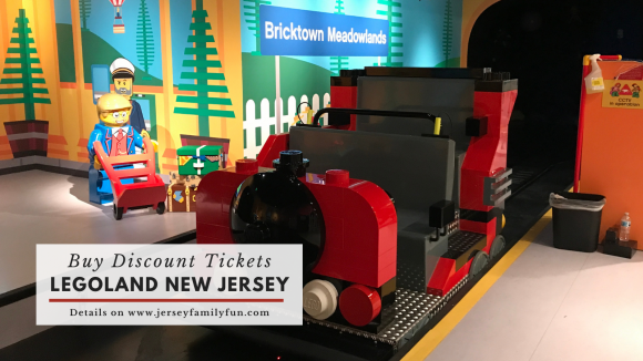 Discount Admission Tickets to Legoland Discovery Center New Jersey (Twitter Post)