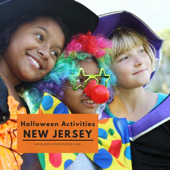 Halloween Activities in New Jersey Instagram Post