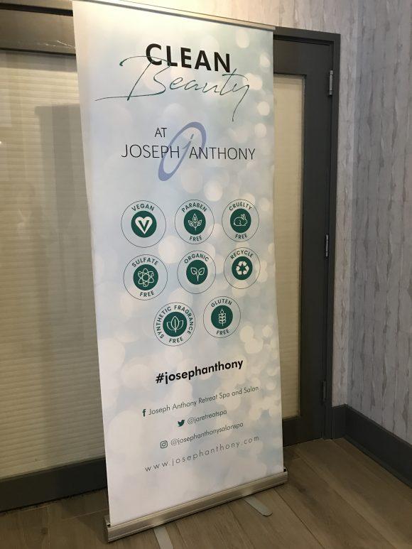 Josephi Anthony Spa at Loews Hotel Philadelphia