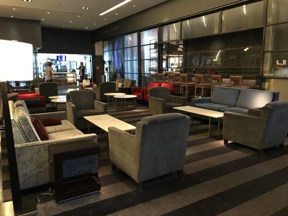 Loews Hotel Philadelphia Lounge