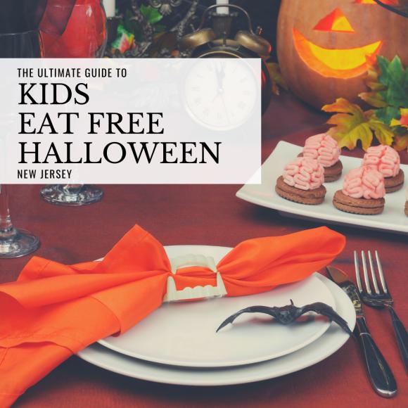 New Jersey Kids Eat Free  Halloween